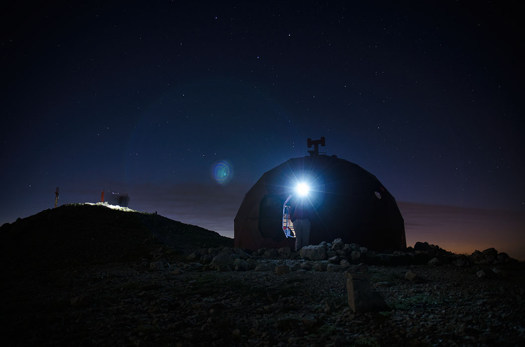 Photo diary about a night in Pelino shelter - Mount Amaro, Majella